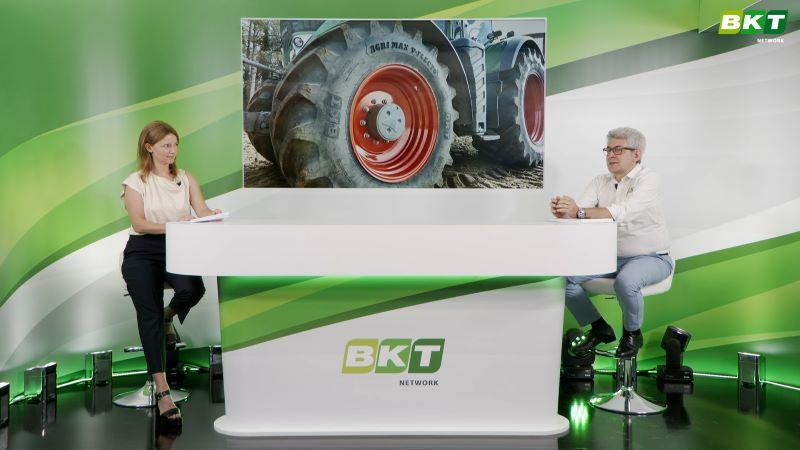AGRIMAX V-FLECTO en BKT Network