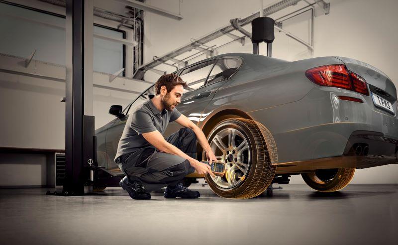 Sistema de monitorización de la presión de los neumáticos de Continental