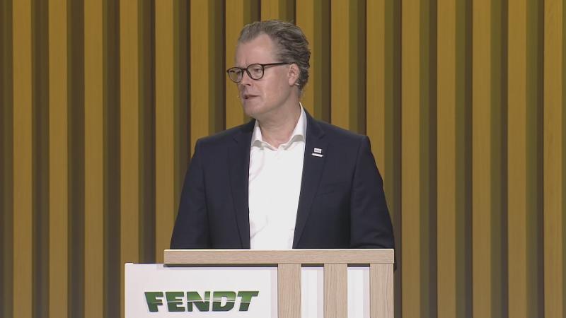 Torsten Dehner, Vicepresidente Global de Fendt y Valtra