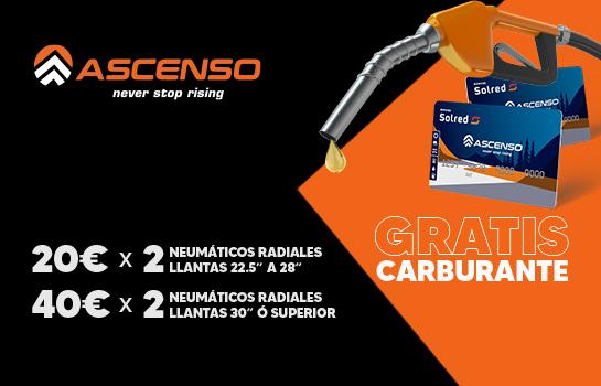 Campaña promocional de Ascenso