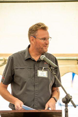 Godfried Heydenrych, Director Gerente de Argo Tractors South Africa.