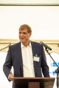Simeone Morra, Director de Negocios Corporativos de Argo Tractors
