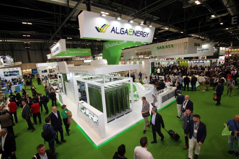AlgaEnergy en Fruit Attaction