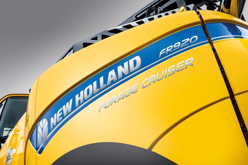 FR Forage Cruiser de New Holland