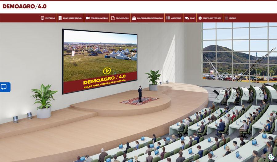 Plataforma Demoagro 4.0